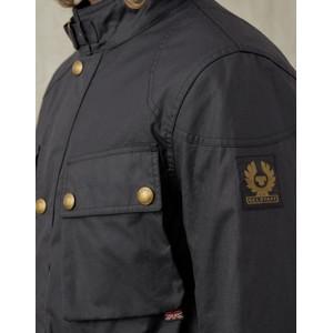 Belstaff Fieldmaster Wax Jacket Dark Navy