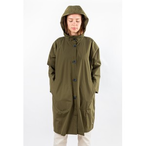 Tania 30  Oversized Coat Khaki