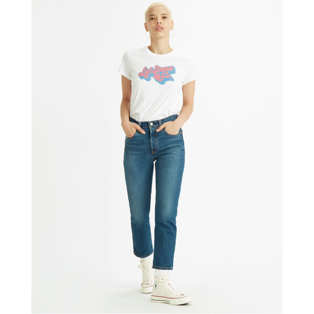 Levis 501 Cropped-26in Leg Charleston All Day