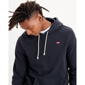 Levis New Original Hoodie Mineral Black