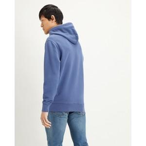 Levis New Original Hoodie Blue Indigo