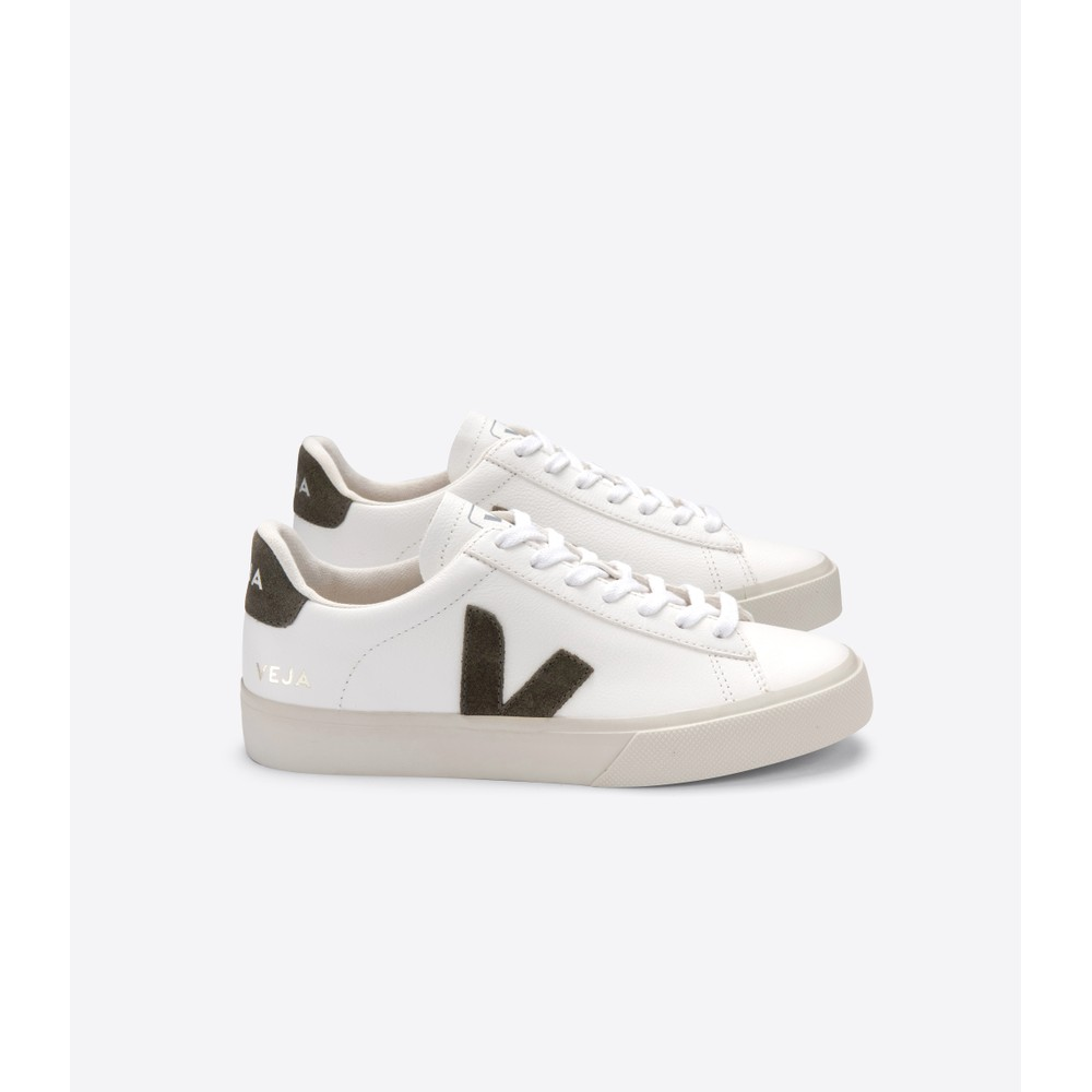 Veja Campo Chromefree Extra White/Khaki