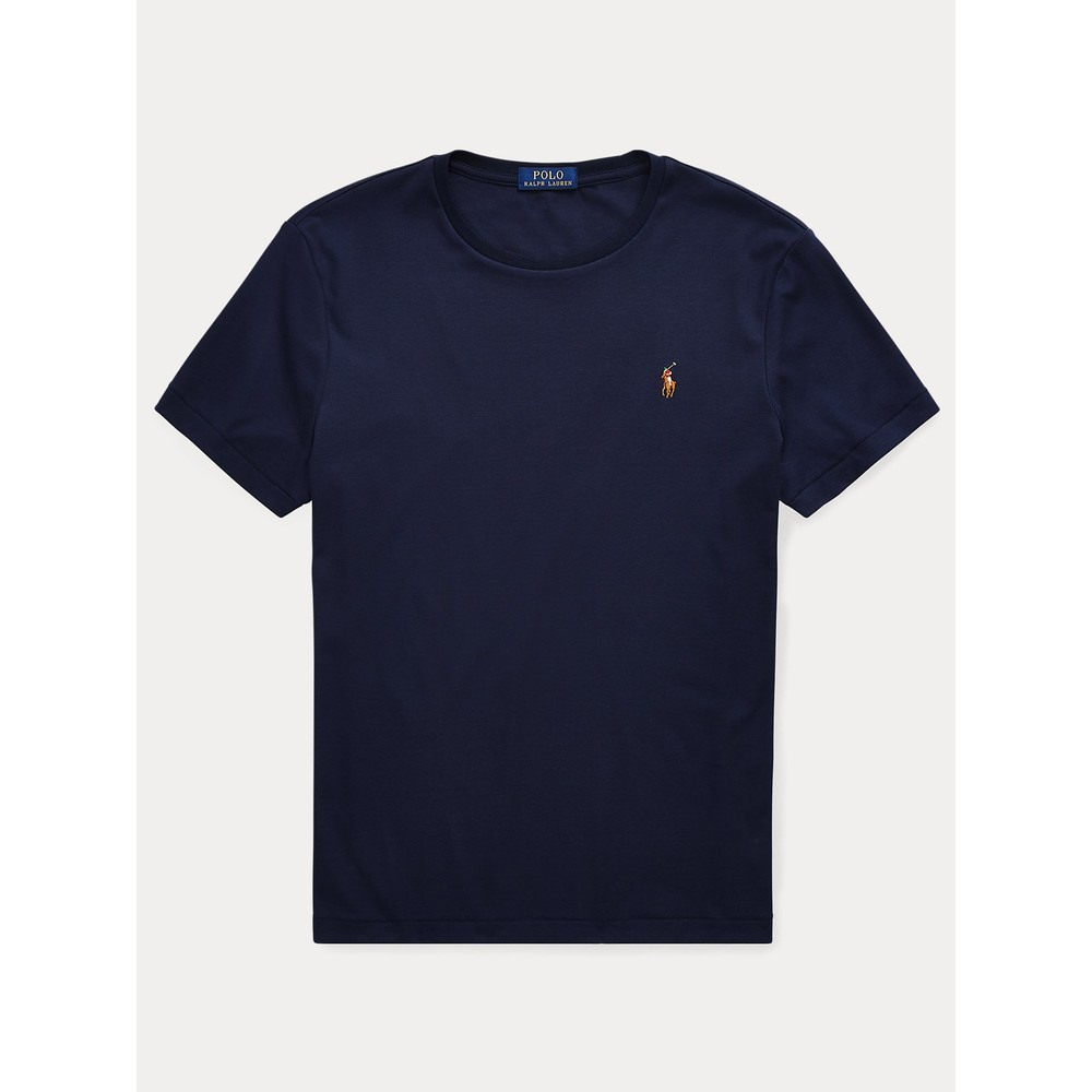Polo Ralph Lauren S/S Polo Custom Slim Fit Tee French  Navy