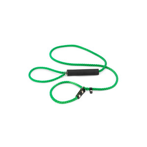 Smart Thin Slip Gundog Lead - 120cm Jade