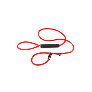 Smart Thin Slip Gundog Lead - 120cm Red