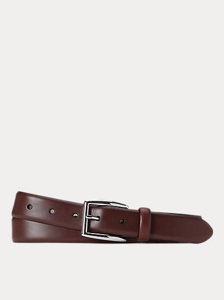 Polo Ralph Lauren 1 1/8 Harness Belt Brown