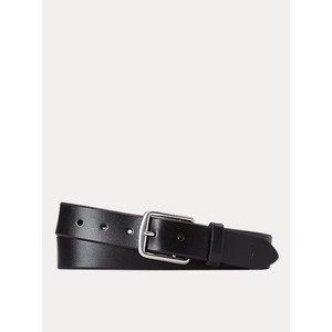 Polo Ralph Lauren 1 3/8 Saddler Leather belt in Black