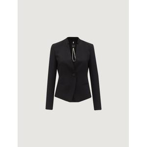 Marella Miranda Single Button Jacket Black