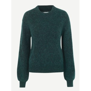 Jaci Crew Neck Jumper Darkest Spruce