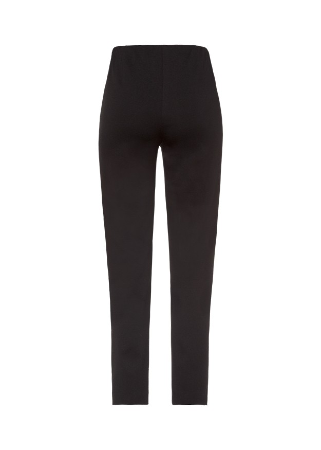 Riani Slim Fit Seamed Trousers Black