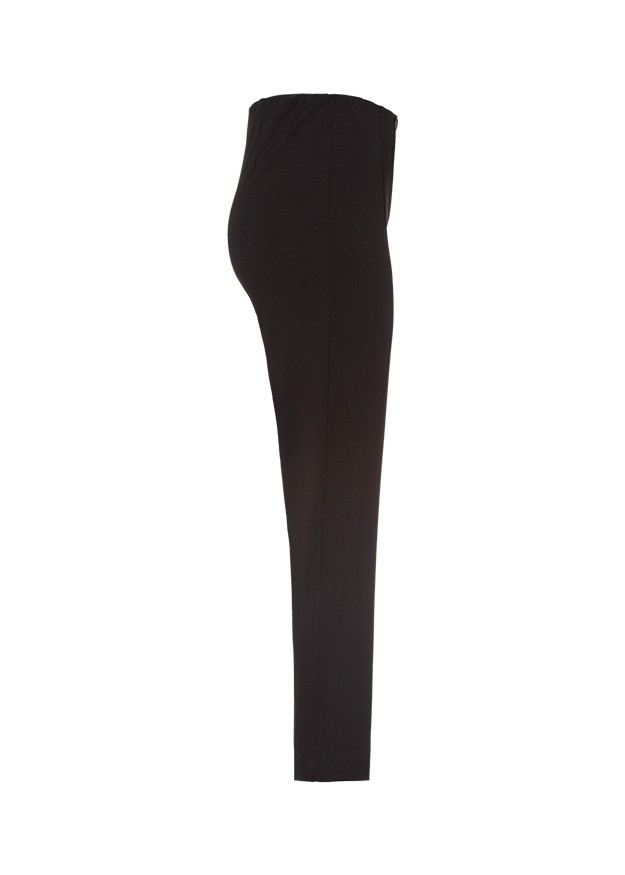 Riani Slim Fit Seamed Trousers Black