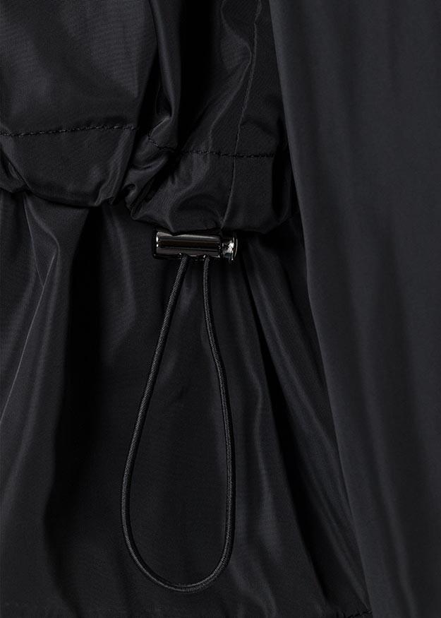 Riani Hooded Lightweight Layer Jkt Black