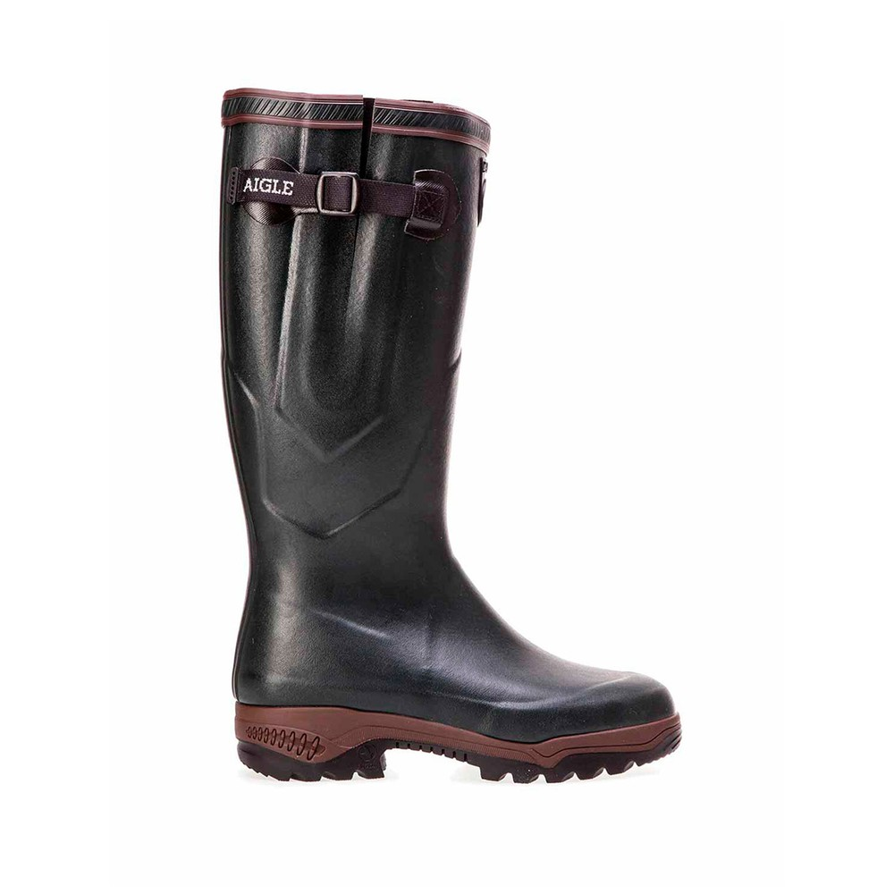 Aigle Parcours 2 Iso Boots Bronze