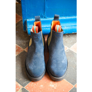 Nelson Suede Boots