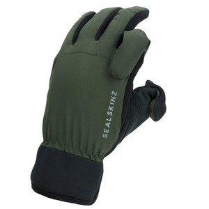 Sealskinz All Weather Sporting Glove-WP Olive/Black