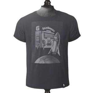 Fly Thru T Shirt Charcoal