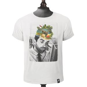 Day Dreamer T Shirt Vintage White