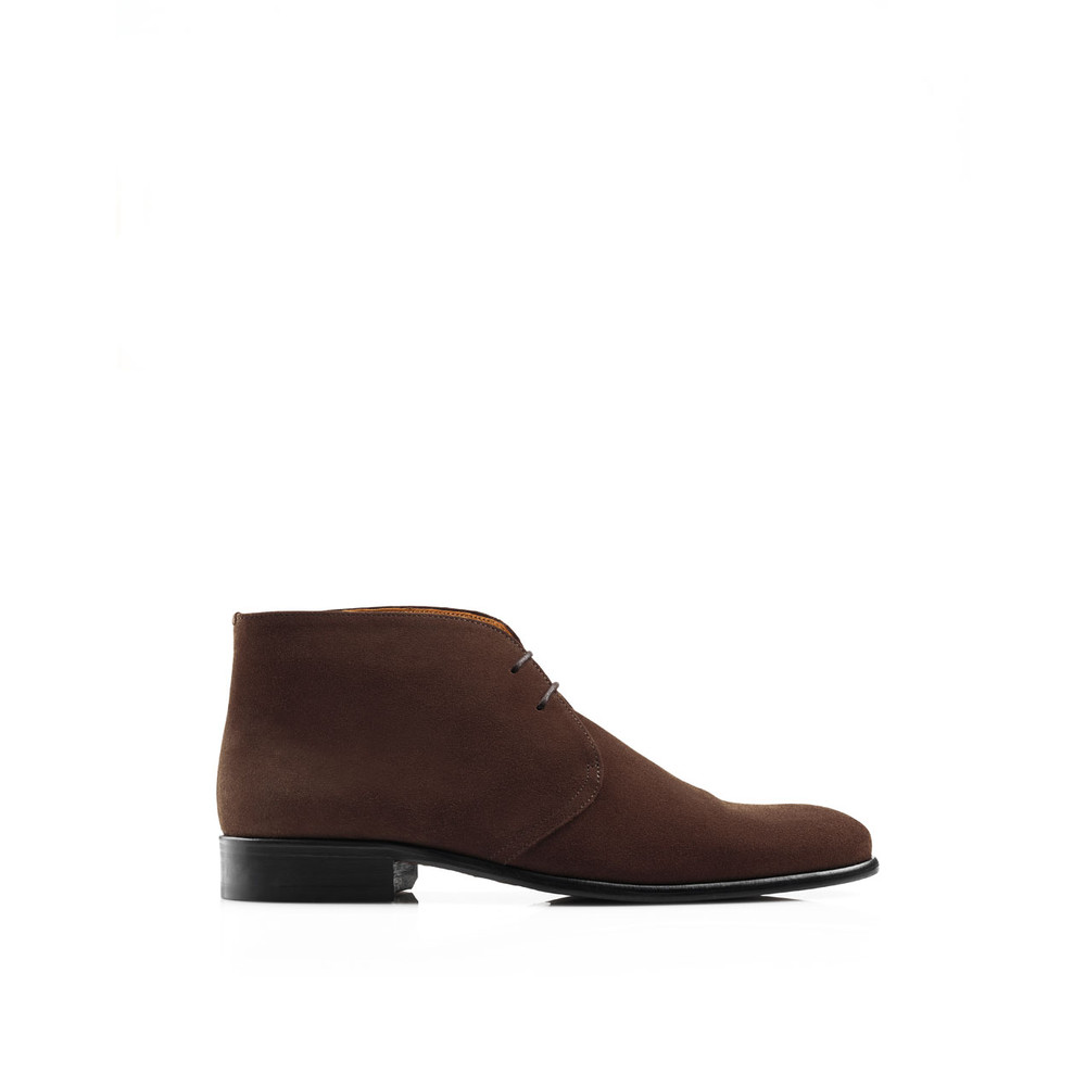 Fairfax & Favor Desert Chukka Boot Chocolate
