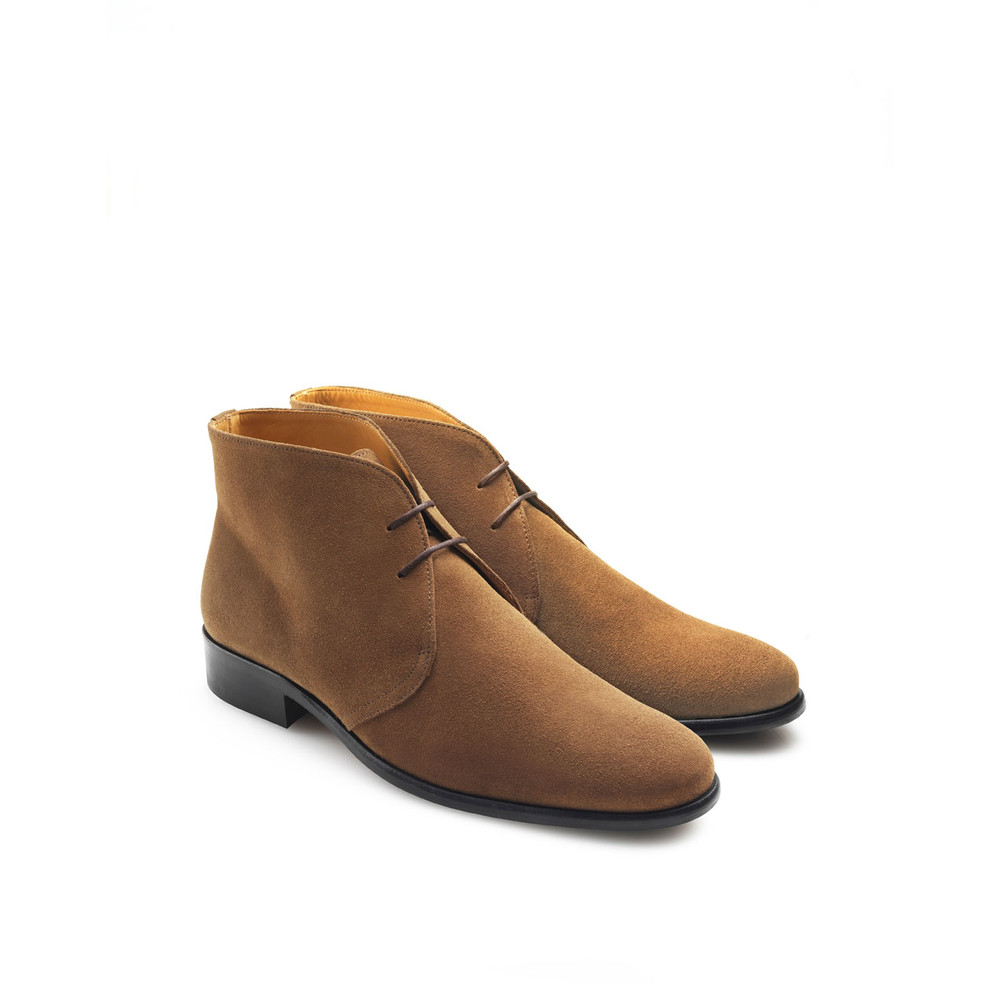 Fairfax & Favor Desert Chukka Boot Tan