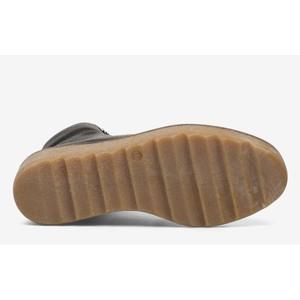 Shoe The Bear Bex L Platform Hiker Boot Black