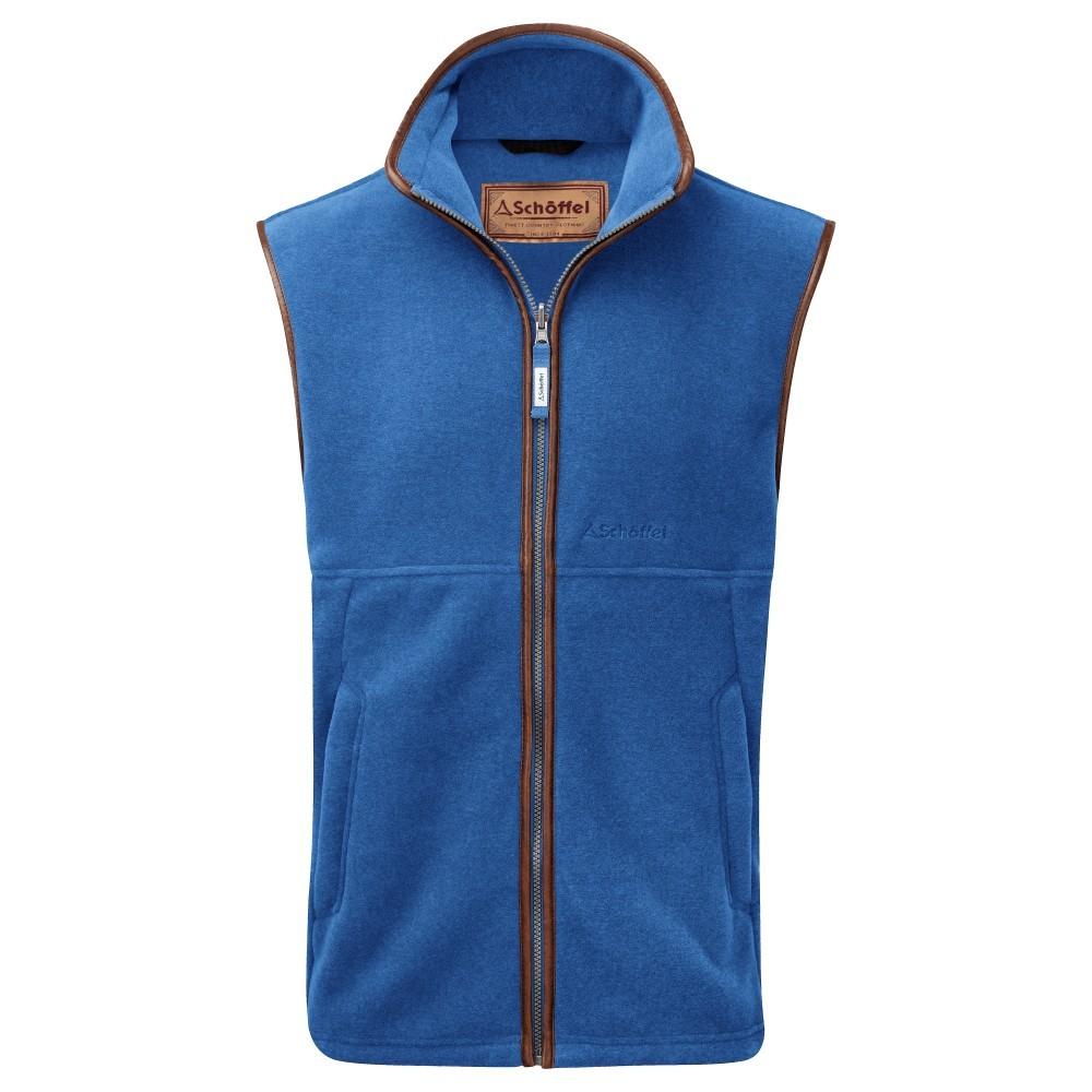 Schoffel Country Oakham Gilet Cobalt Blue