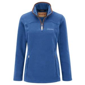 Tilton 1/4 Zip Fleece Cobalt Blue