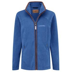 Burley Ladies Fleece Cobalt Blue