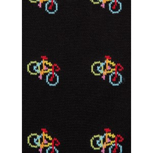 Paul Smith Accessories Bicycle Sock Black/Multi