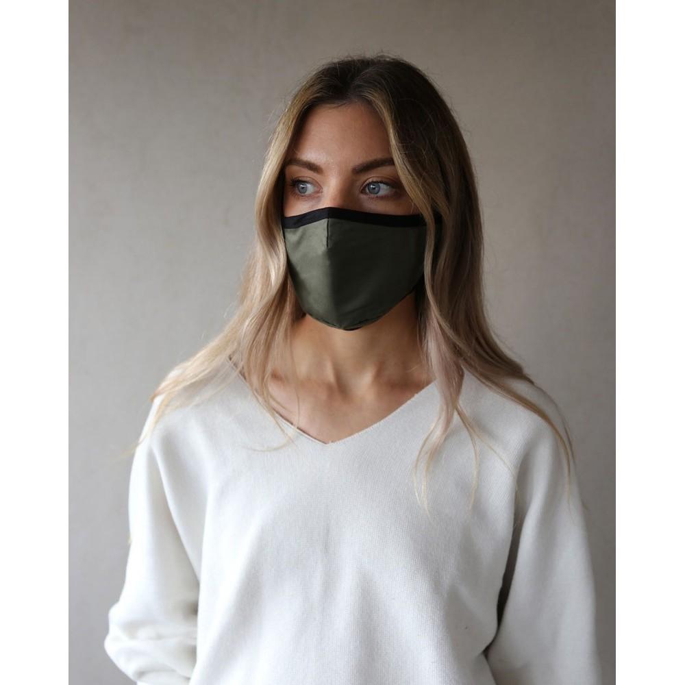 Breathe Adult Face Mask Khaki
