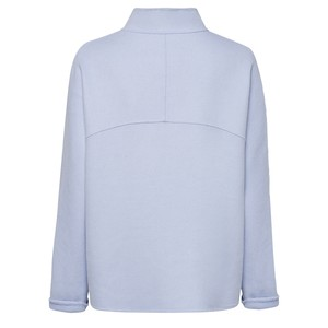 Riani High Neck 2 Pocket Jacket Nebbia