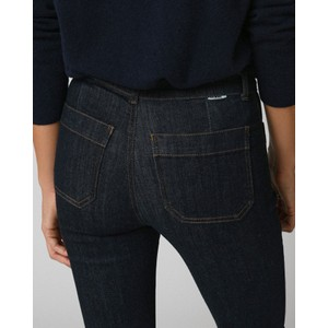 Five Luna Bootcut Jeans Dark Denim