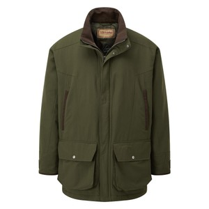 Classic Ptarmigan Coat Hunter Green