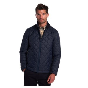 Woban Quilt Jacket Navy