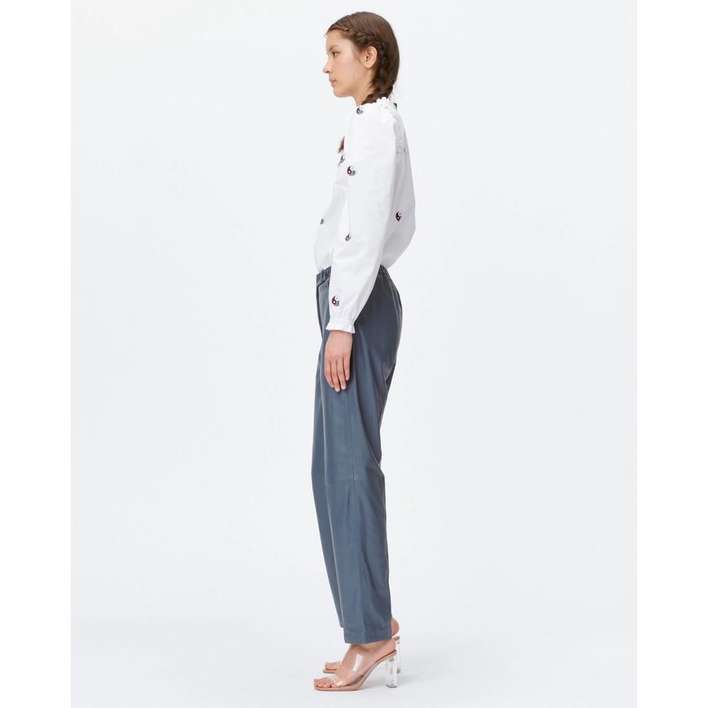 Munthe Ladybug Ying Yang Blouse White/Multi
