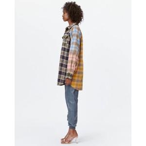 Munthe Luxor O/Sized Check Shirt Multi