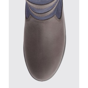 Dubarry Galway Ex-Fit Boots Navy/Brown