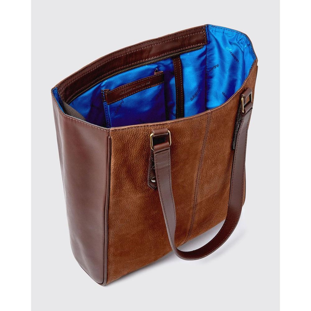 Dubarry Bandon Tote Bag Walnut