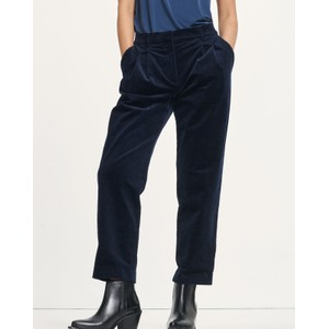 Julianna Cord Trousers Sky Captain