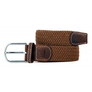 Billybelt The Braided Belt in Camel