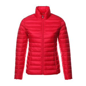 Jott Cha Down Jacket in Fuchsia
