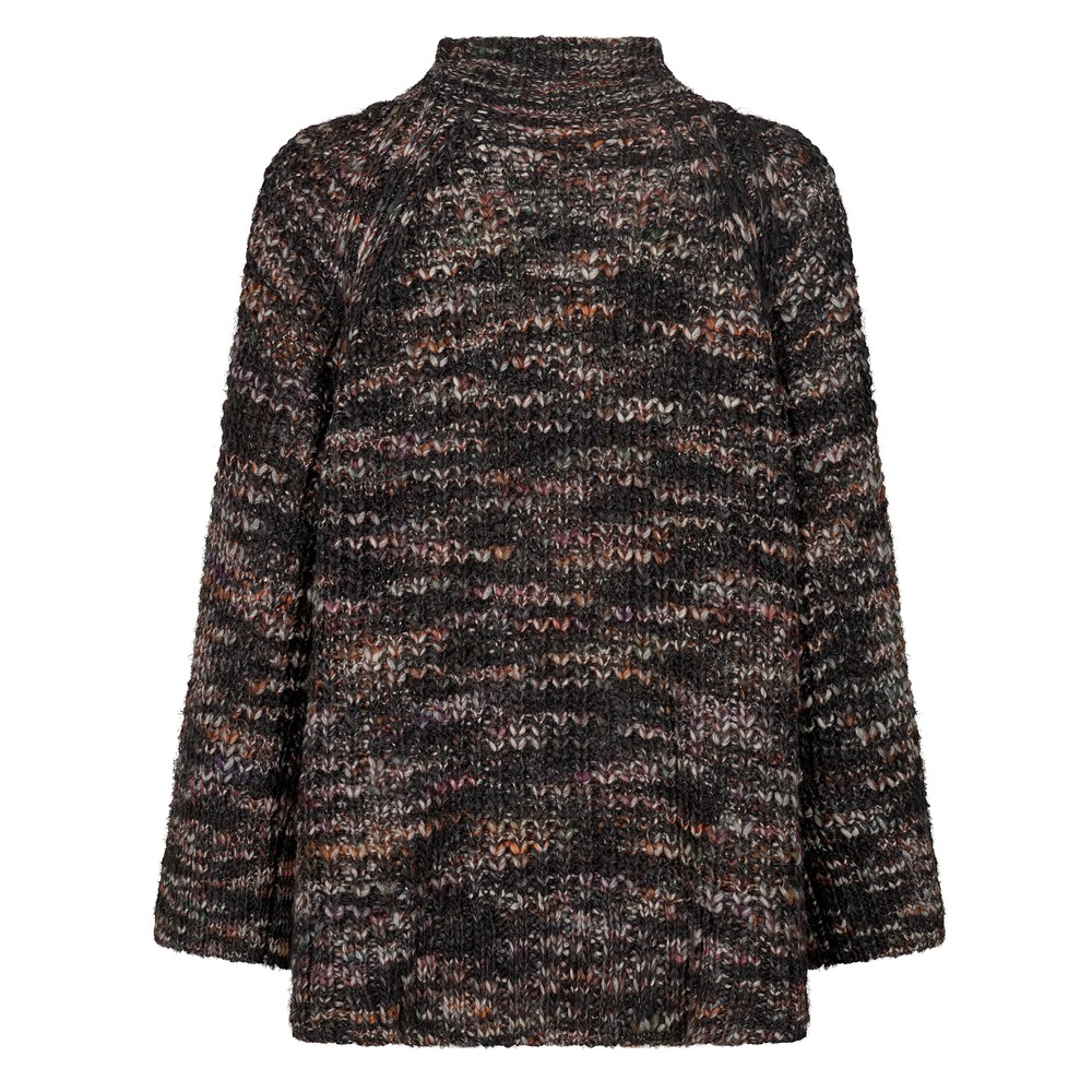 Levete Room Debbie Chunky Knit Jumper Decadent