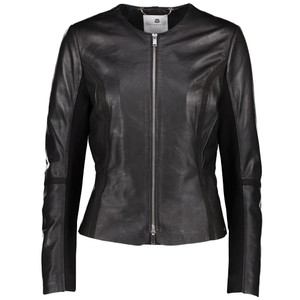 Torri Leather Jacket Black