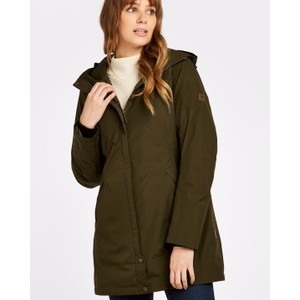 Dubarry Bunratty Coat in Olive
