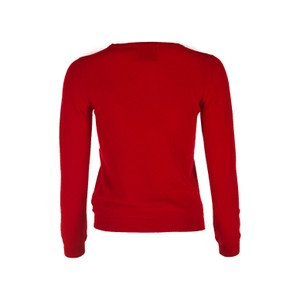 Jumper 1234 Tiger Crew Neck Jumper Red/Tulip
