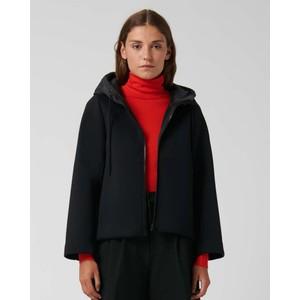 Holi Puffa Hood Jacket Black