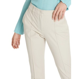 Marc Cain Lace Detail Tapered Trouser Moon Rock