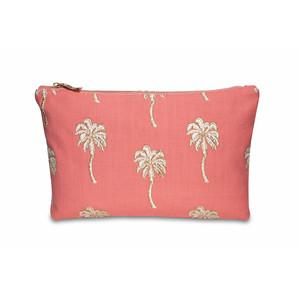 Palmier Wash Bag - 100% Cotton