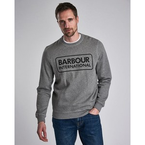 Large Logo Sweater Anthracite Marl
