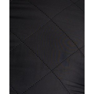 Barbour International Ariel Polarquilt Black