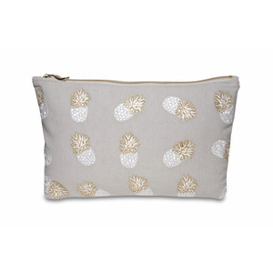 Ananas Wash Bag -100% Cotton